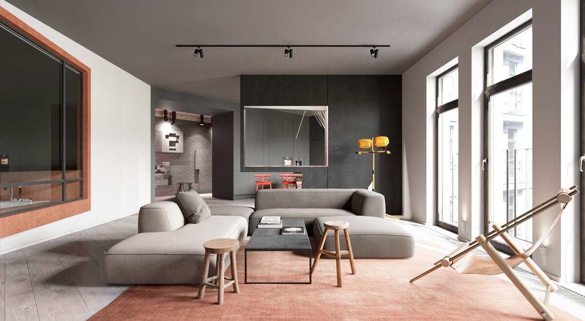 interior design - modern design