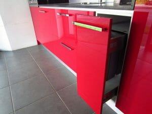3g 4g door kitchen cabinet