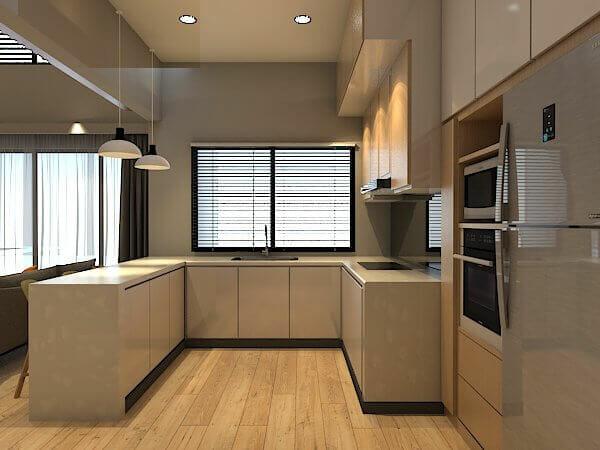 eco sanctuary 1 modern kitchen renovation