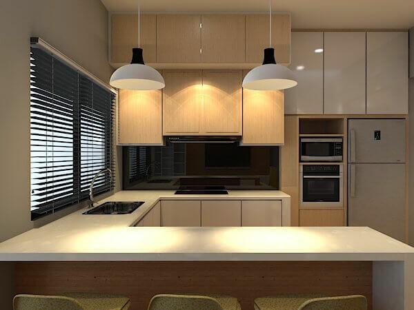 eco sanctuary 2 modern kitchen renovation