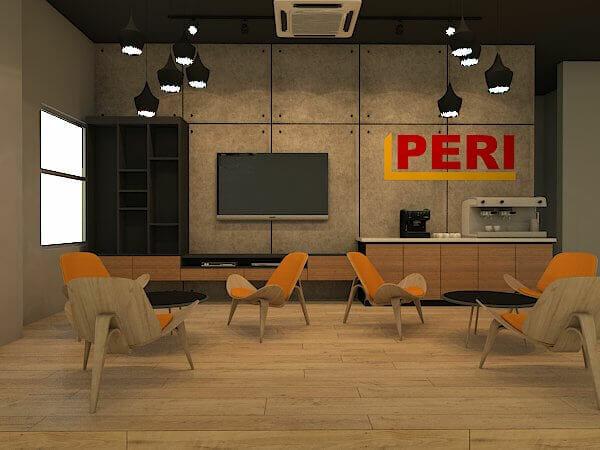 good idea for office renovation