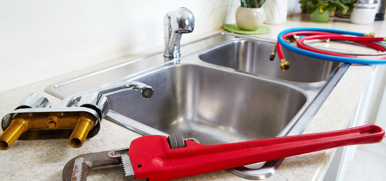plumbing - renovation