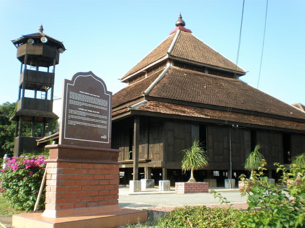 10 MOSQUE ARCHITECTURE IN MALAYSIA