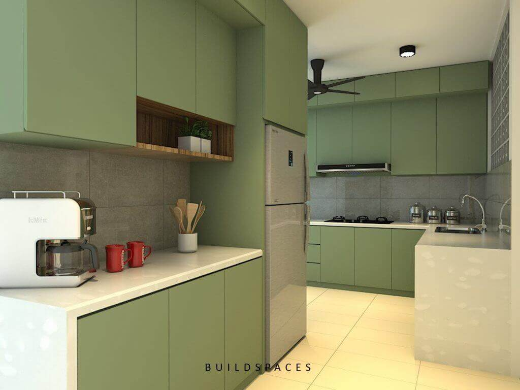 KITCHEN CABINET MALAYSIA PRICE 2021